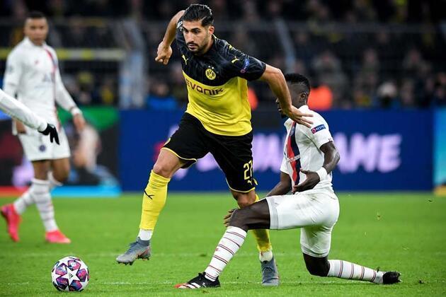 Dortmund avantajı kaptı
