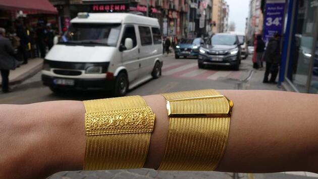 Trabzon hasır bileziği, otomobil fiyatlarıyla yarışıyor