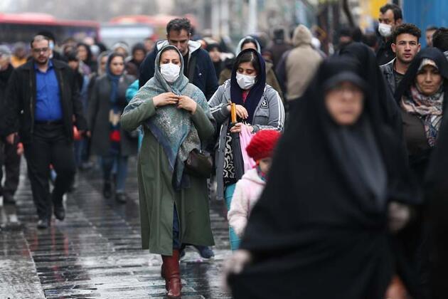 'Korona'nın gölgesinde İran