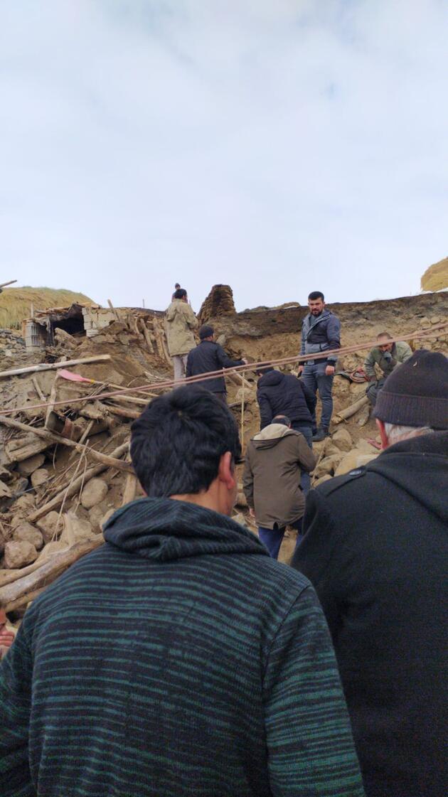 İran sınırında deprem! Depremin vurduğu Van'dan ilk kareler