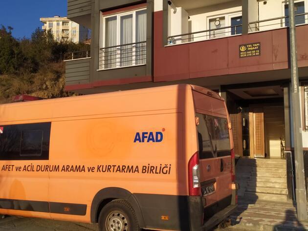 AFAD'ı harekete geçiren koku!