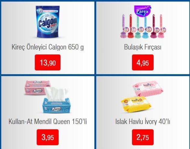 BİM aktüel kataloğu 25 Şubat 2020 Salı BİM indirimli ürünler listesi