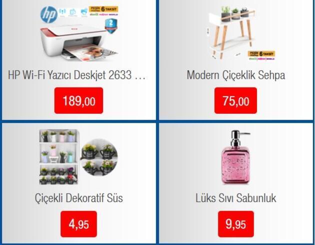 BİM aktüel kataloğu 28 Şubat 2020 BİM indirimli ürünler listesi