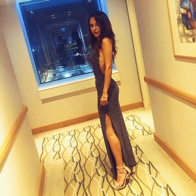 Selin Yeninci Instagram pozlarıyla kasıp kavuruyor