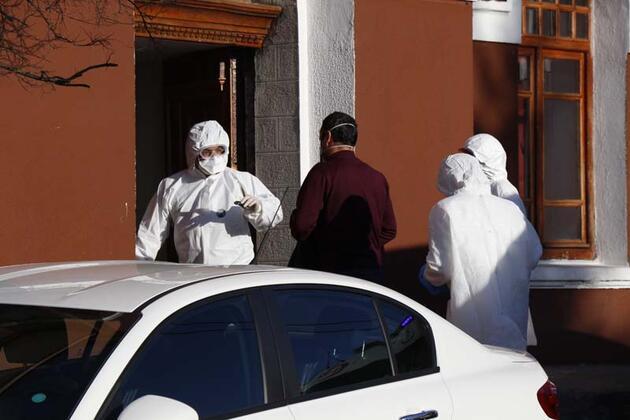 Zonguldak'ta koronavirüs alarmı! 13 kişi gözlem altına alındı