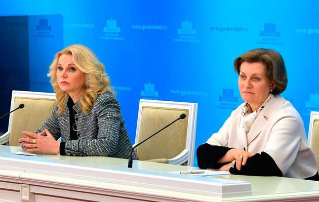Rusya'dan koronavirüs aşısı açıklaması