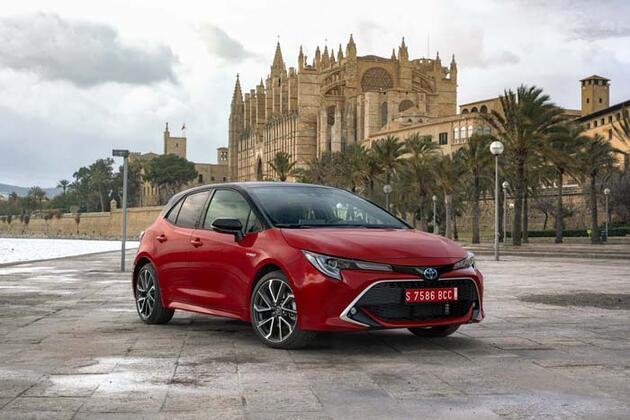 Beklenen Corolla Hatchback yüzde 9 avantajlı geliyor