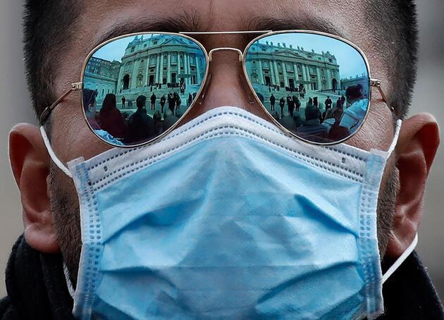 Dünyada virüs alarmı: Papa'nın son ziyareti iptal edildi