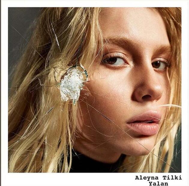 Aleyna Tilki'nin yeni şarkısı yayınlandı