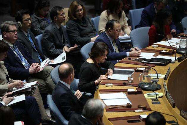 BM Güvenlik Konseyi toplantısında dikkat çeken o an