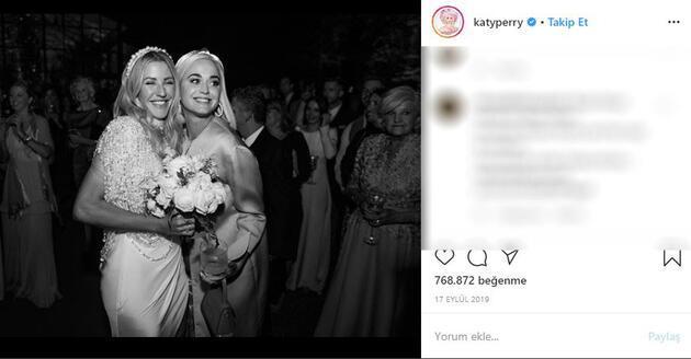 Ünlü şarkıcı Katy Perry hamile