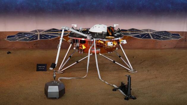 2021'de Mars'ta olacak! Adını 11 yaşındaki çocuk koydu