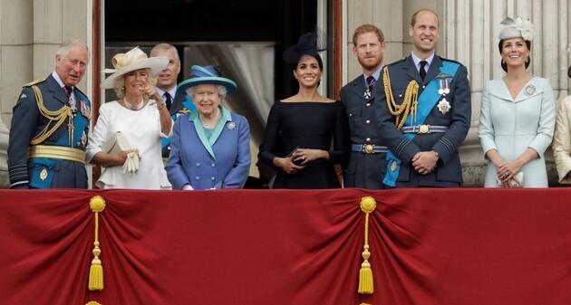 Resmen açıklandı: Kraliçe olamayacak!