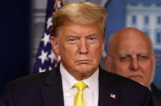 'Virüs kapmış olabileceği' tartışılıyordu... Beyaz Saray'dan 'koronavirüs testi' açıklaması