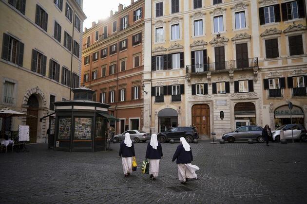 İtalya'da bir günde 168 kişi hayatını kaybetti