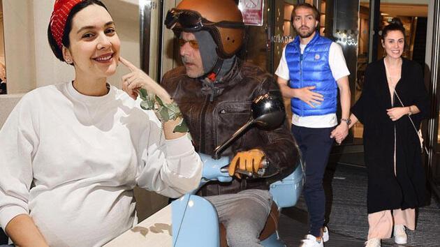 Bergüzar Korel anne oldu... Ünlüler hastaneye koştu!