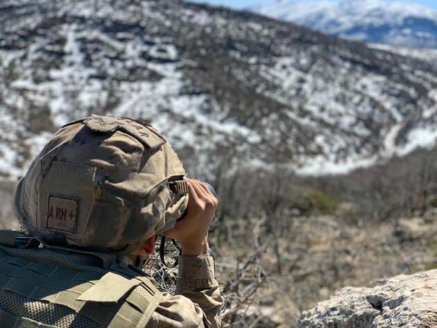 """Siirt'te """"Kapan-7 Garisa Operasyonu"""" başlatıldı"""