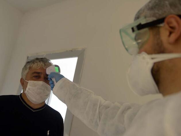 Sınırkapılarında yeni tip koronavirüs salgınına karşı üst düzey tedbir