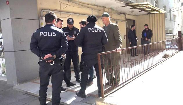 Polis eşliğinde karot örneği alındı