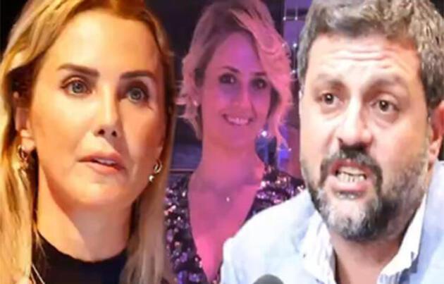 Ece Erken'den canlı yayında istifa açıklaması