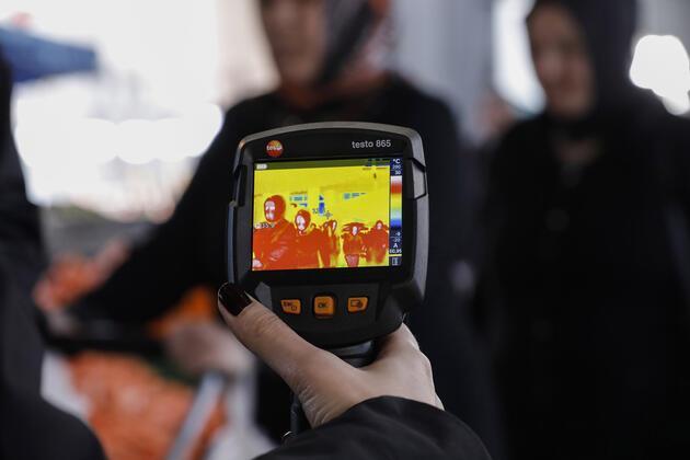 Koronavirüsle termal kameraya ilgi arttı