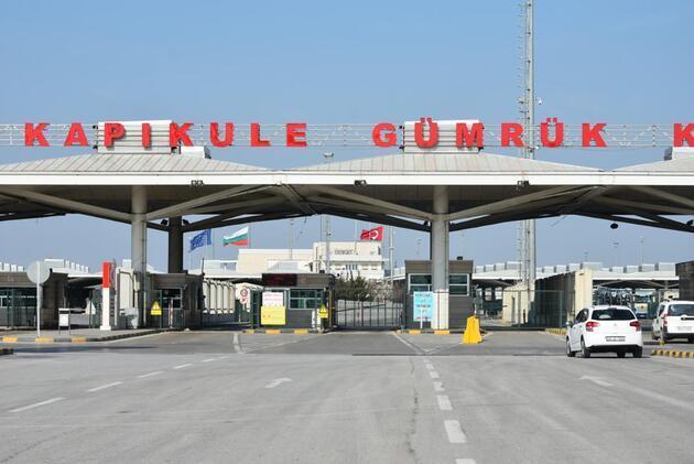 Avrupa'nın 9 ülkesinden gelenler sınır kapılarından geri dönüyor