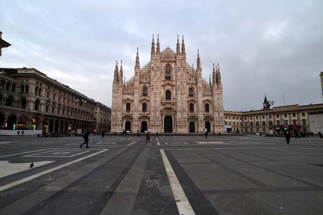 İtalya'da Kovid-19'dan ölenlerin sayısı 1441'e yükseldi