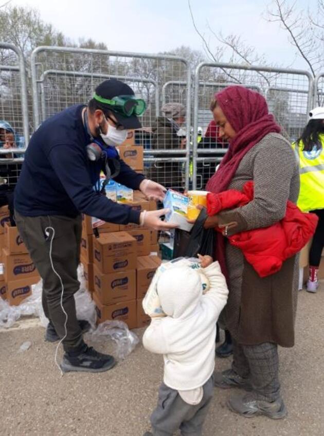 Sığınmacıların sınırda bekleyişi 27. gününde