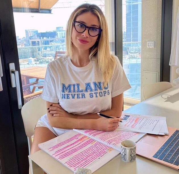 Diletta Leotta sahaya çıktı Instagram yıkıldı