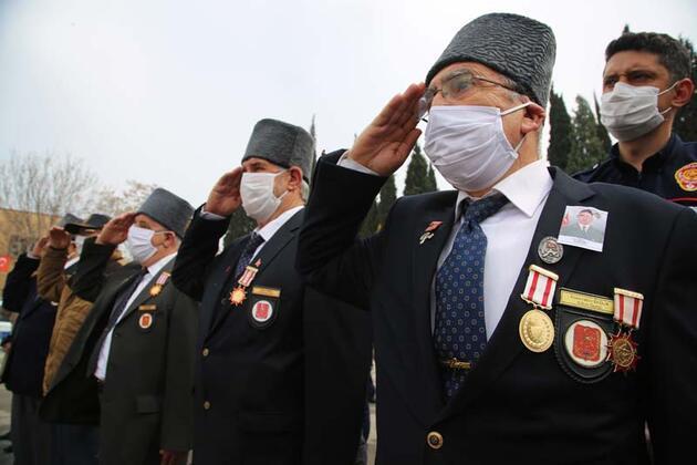 Irak'ta şehit olan Uzman Onbaşı Onur Karakaya son yolculuğuna uğurlandı