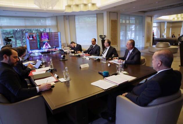 Son dakika... G-20 liderlerinden olağanüstü koronavirüs zirvesi