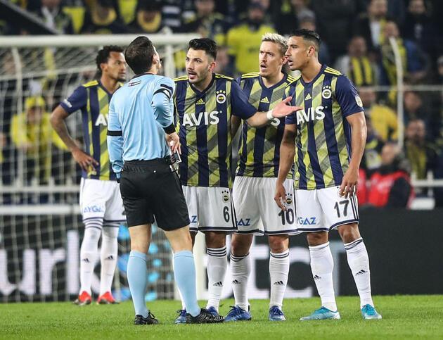 Fenerbahçe'de salgını sakatlık önledi!