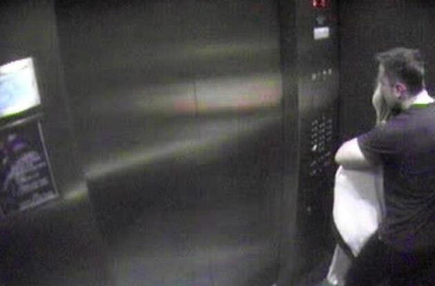 Elon Musk ile Amber Heard'ün asansör kaçamağı