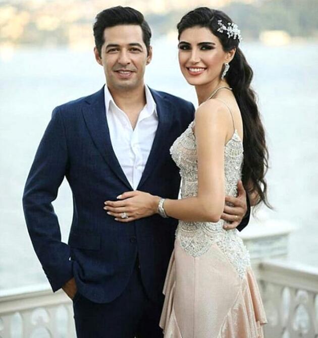 Mert Fırat'tan eşi İdil Fırat'a romantik doğum günü mesajı