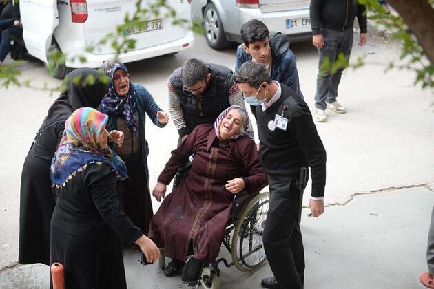 Raporda 'bulaşıcı hastalık' yazınca defnedilemeyen cenaze hastaneye teslim edildi