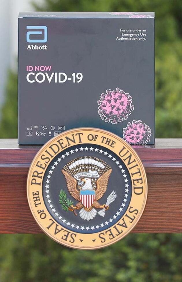 Trump, tanıtımını Beyaz Saray'da yaptı... İşte FDA'nın onayladığı o cihaz