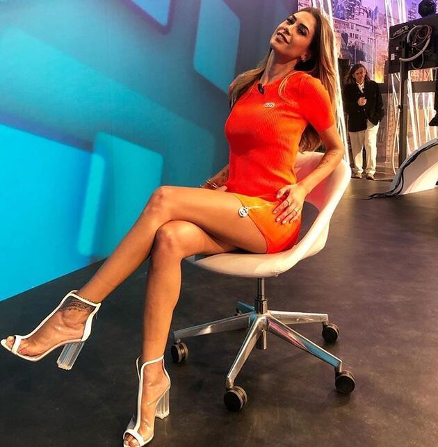 Melissa Satta: Türkiye, İtalya'dan daha hazırlıklı