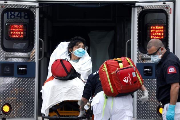'Virüs New York'a Asya'dan değil Avrupa'dan geldi' iddiası