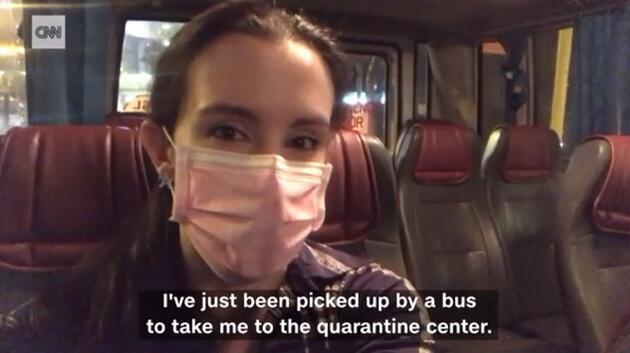 Yaşadıklarını gün gün paylaştı: İşte Hong Kong'un 'karantina kampları'