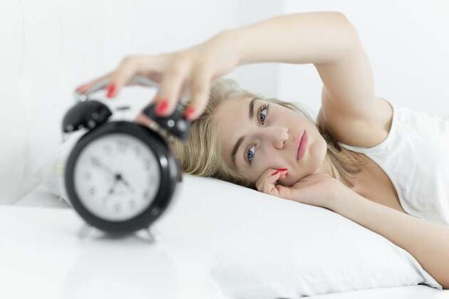 İyi bir uyku için 8 öneri!