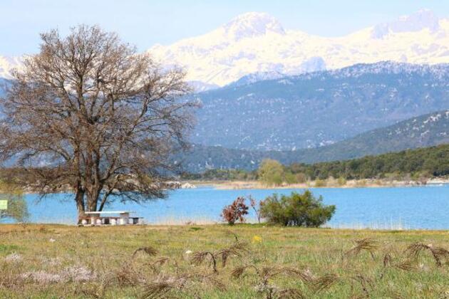 Beyşehir Gölü sahiline dev proje