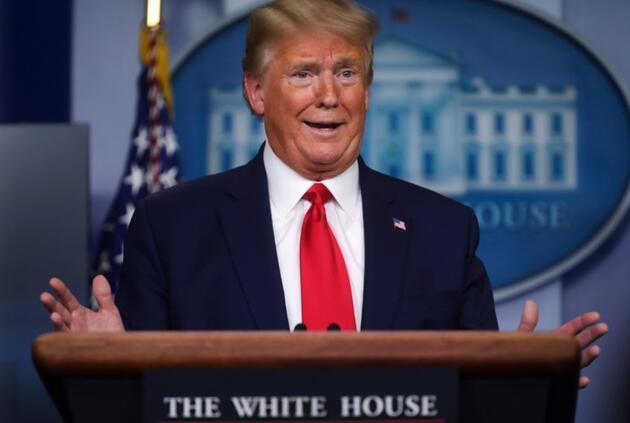 Ünlü oyuncu, ABD Başkanı Trump'la böyle dalga geçti