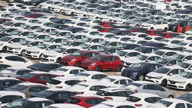 İkinci elde en çok satılan otomobiller belli oldu