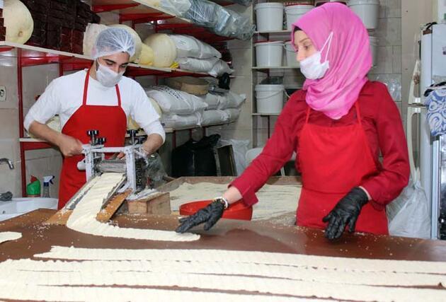 Hatay'ın Ramazan tatlısı: Küncülü helva