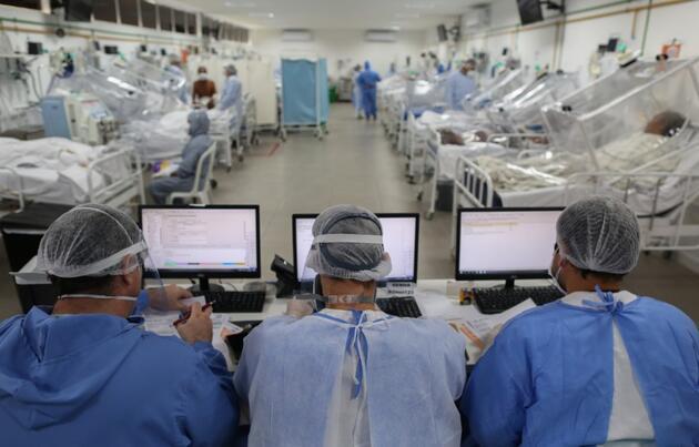 Koronavirüste bilanço artmaya devam ediyor: İşte anbean yaşananlar