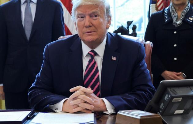 Trump resmen açıkladı: ABD anlaşmadan çekiliyor