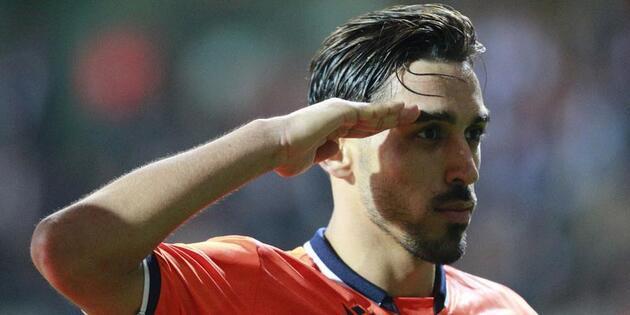 Sevilla İrfan Can Kahveci'yi istiyor!