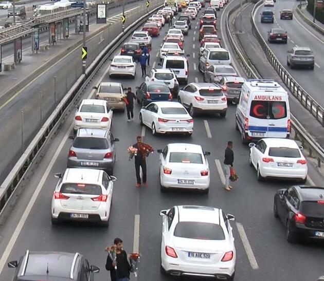 İstanbul'da trafik onlara yaradı; 2,5 ay sonra ortaya çıktılar