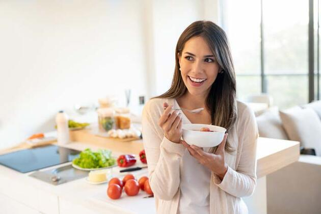 Bayramda metabolizmayı dengelemenin yolları