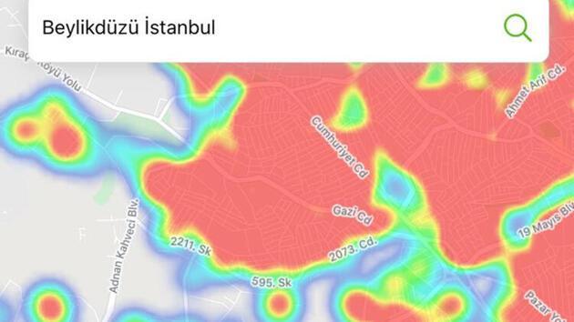 Hayat Eve Sığar uygulamasında İstanbul'da son durum